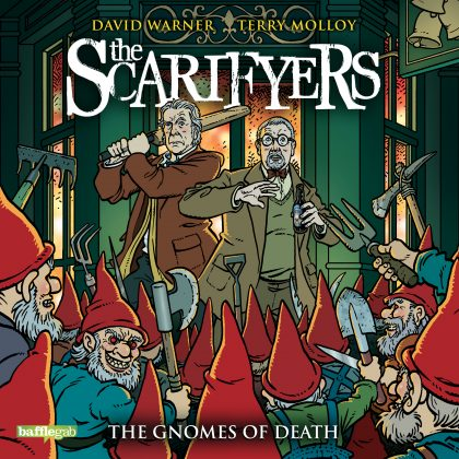 The Scarifyers: The Gnomes of Death