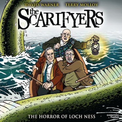 7. The Horror of Loch Ness