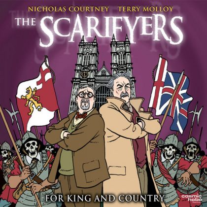 3. For King And Country
